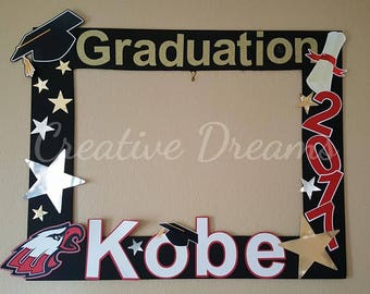 Custom Graduation Photo Frame