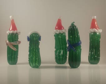 Christmas Pickle Decoration
