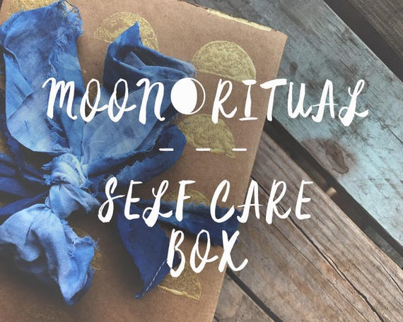 Holiday Special: Self Care Gift Box