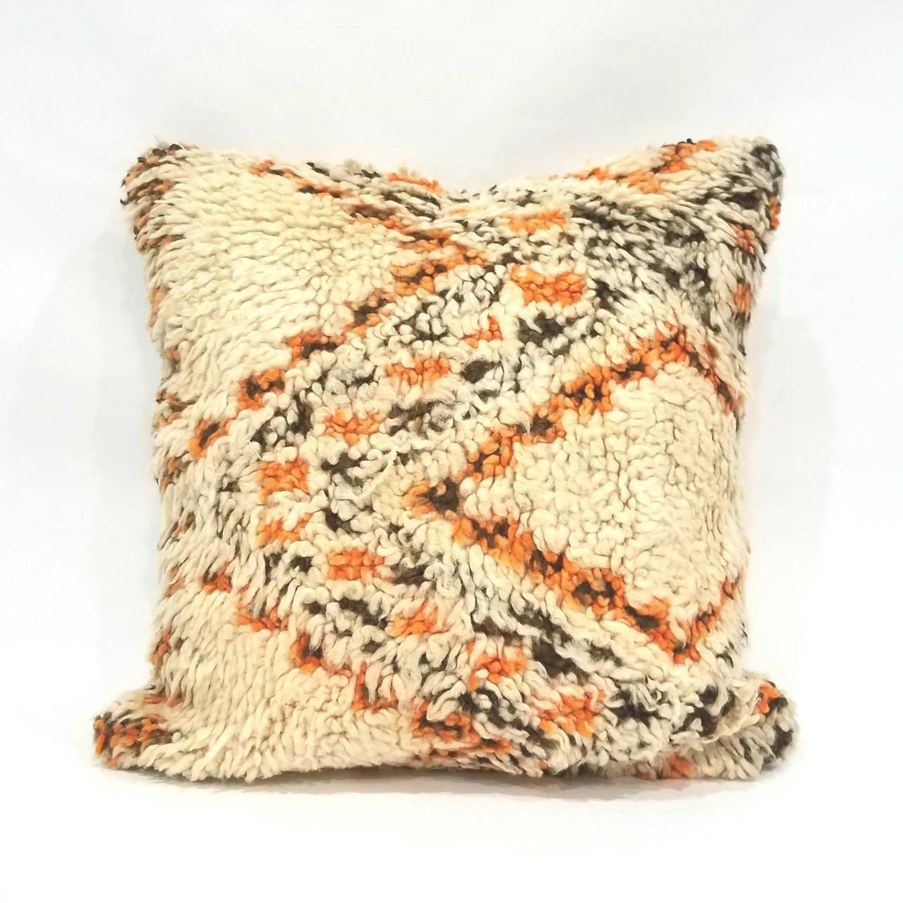 20 Moroccan Rug Pillow Cover