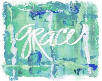 Grace/Downloadable Print