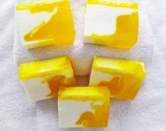 Lemon Verbena Glycerin Soap