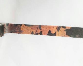 Autumn Leaves Washi Tape