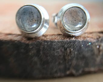 Labradorite earrings / labradorite earrings