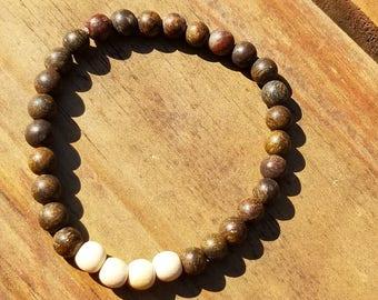 men or woman wooden bracelet