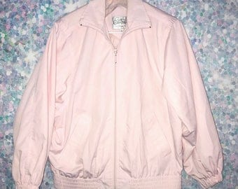 Vintage Cotton Candy Pink Coat Collectibles Jacket