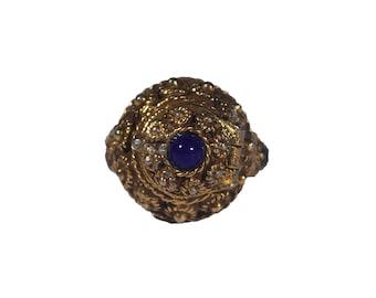 Vintage Poison Ring
