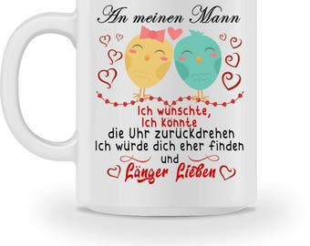 High Quality Cup cup with saying love Man gift