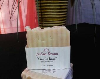 Gentle Rose Handmade Bar Soap