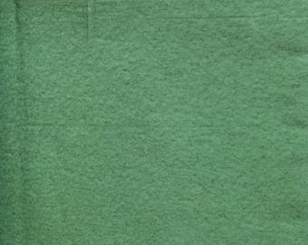 100% Green Cotton Fabric for Quilting, Sewing, or Crafting