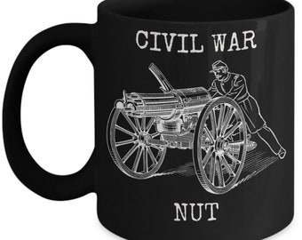 Civil War Reenactment Mug, reenactment mug, civil war reenactment gift, American Civil War Reenactment Mug, gift for reenactment lovers