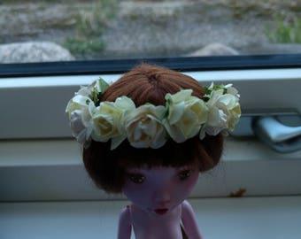 Flowercrown for Monster High dolls