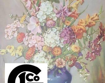Sweet Summer Blossoms (GP5177) by Carlie J Blenner