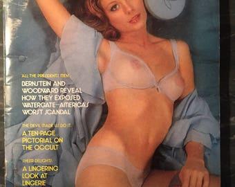 Playboy Magazine - May 1974