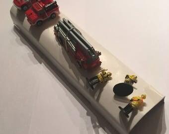 Micro Machines vintage rare Fire Vehicles set