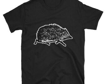 Tee Shirt Love Cute Hedgehog Gift Hedgehogs Lover Wildlife
