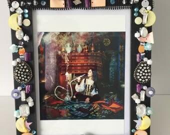 photo frame boho bohemian