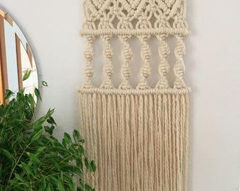 Tapestry Macrame Clio