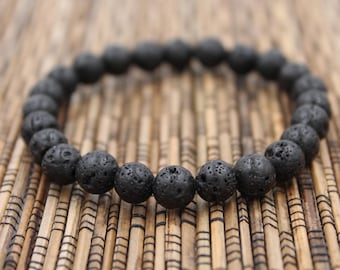All Lava Out - Beaded Bracelet