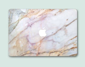 Rainbow Shell Macbook Pro Hard Case Macbook 12 Case Mac Pro 13 Case For Macbook Pro Retina 15 Case Marble Macbook Air 13 Hard Case COCm013