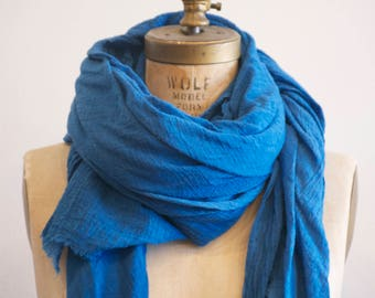 Blueberry Scarf- Square