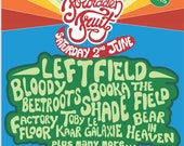 Forbidden Fruit 2012 Line up Saturday 2nd June
