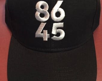 86 45 AMERICAN MADE HAT
