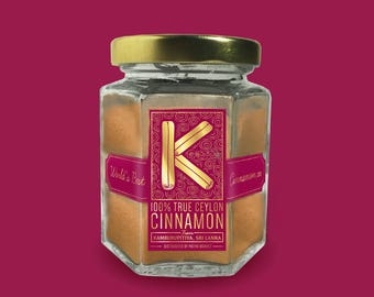 Ground Cinnamon - Kamburupitiya Ceylon Cinnamon
