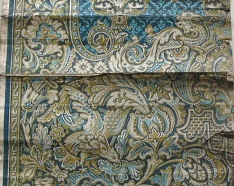 19th c. French textile design - 10