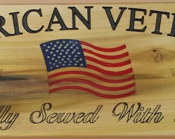 Honoring our American Veterans