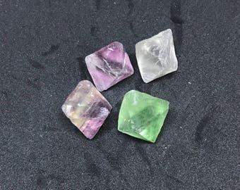Fluorite Octahedron ( small )