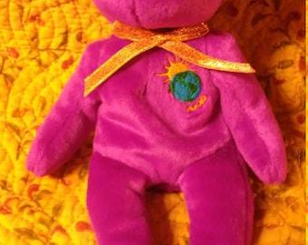 Ty beanie babie Millenium 1999 retired mint condition