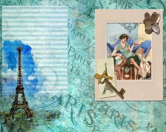 Adoration of Paris Printable Journal- link