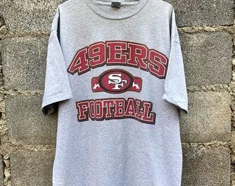 Vintage San Francisco 49 ERS T-Shirt Size XL