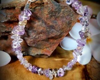 Ametrine Crystal Bracelet