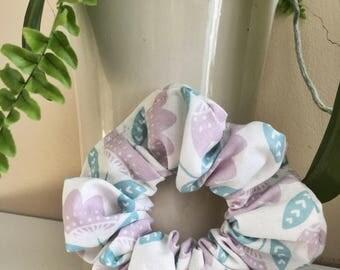 Spring SGagnonB Scrunchie Scrunchies Hair elastic band Hair Tie - hair-accessories-hair ties Ponytail scrunchie