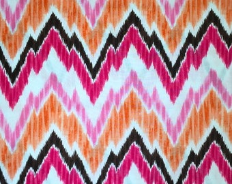 patchwork DEARSTELLADESIGN KALLIANTHI ikat fabric