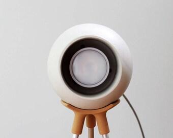 Concrete table lamp, desk lamp, flexible functional lamp, industrial lamp, table lamp, modern lamp, lighting, handmade illuminator,gift lamp