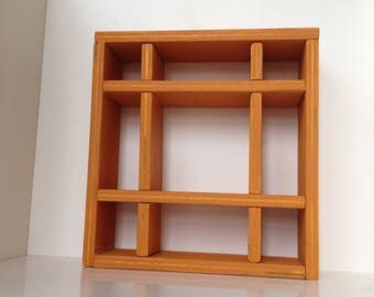 1:12 handmade, miniature modern shelving unit, living room, dollhouse furniture