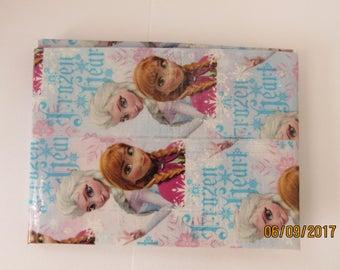 Frozen Duct Tape Wallet