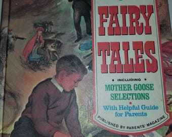 For the parent. Best Loved Fairy Tales with Mother Goose, Helpful Guide and Humpty Dumpty Activity Book