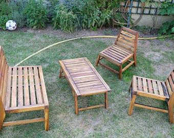 Garden wood stain