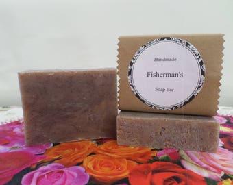 Fisherman Soap, Anise Soap, Anise Soap Bars, Anise Bath Soap, Black Licorice Soap, Handmade Soap, Natural Soap, Vegan Soap, Organic Soap