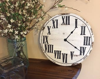 Farmhouse Wall Clock (Small)