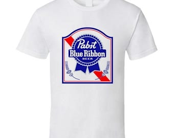Blue Ribbon Beer Tee