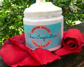 Whipped Rose Shea Butter