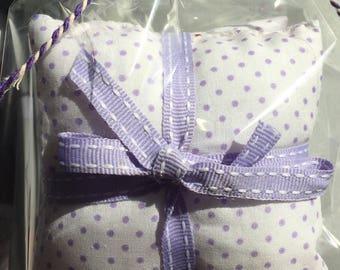 Set of lavender filled drawer scenters