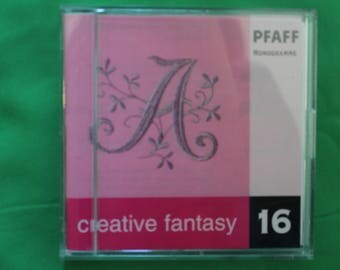 PFAFF Creative Card #16