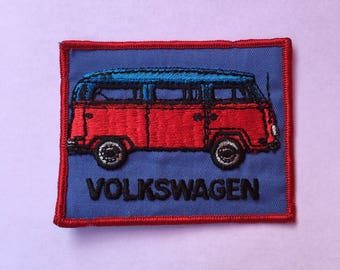 VINTAGE VOLKSWAGEN BUS Patch Nos Item L@@K Exc Condition