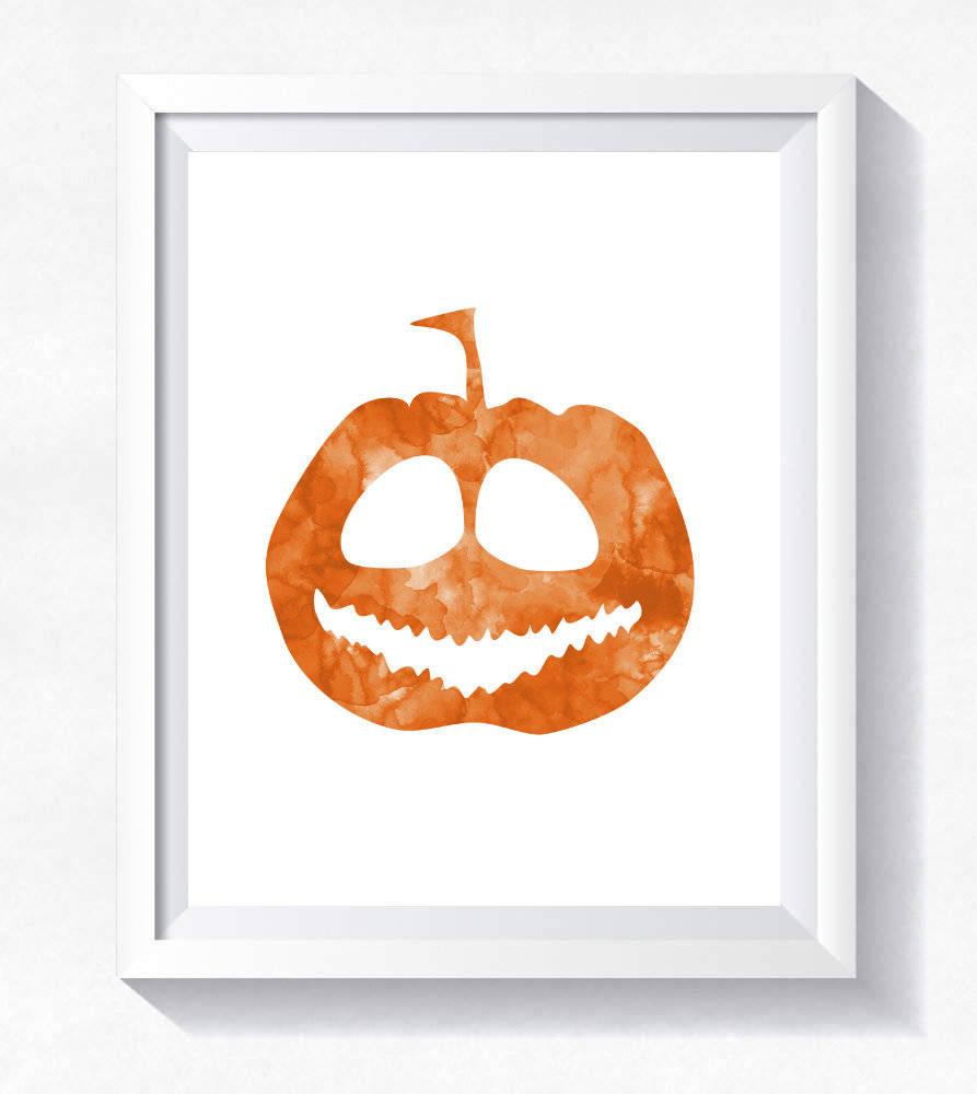halloween jack o lantern print halloween pumpkin printable